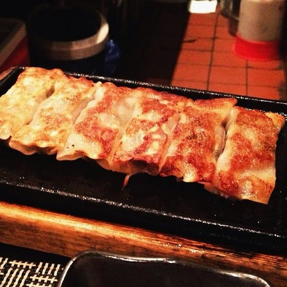 Dumplings @ Hakata Tonton