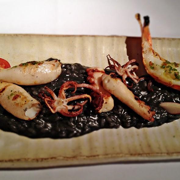 Seafood Risotto @ Pomodori