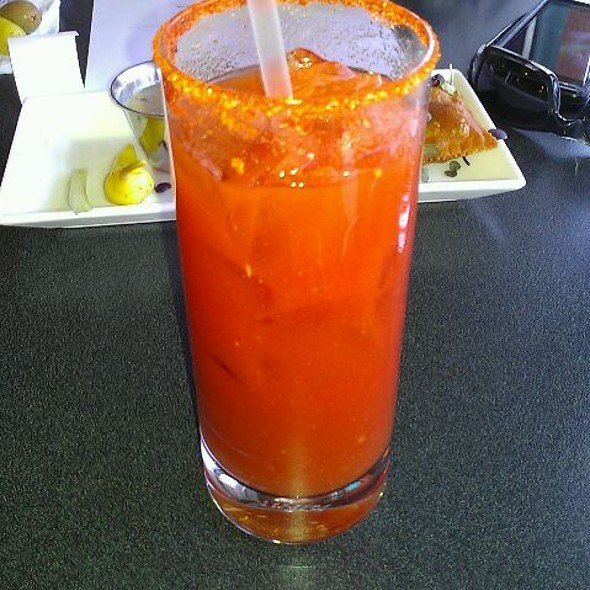 Bloody Mary Bar - 501 on Main, Park City, UT