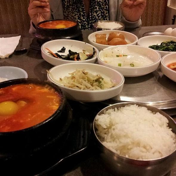 Soon Du Bu (spicy tofu stew) @ So Gong Dong