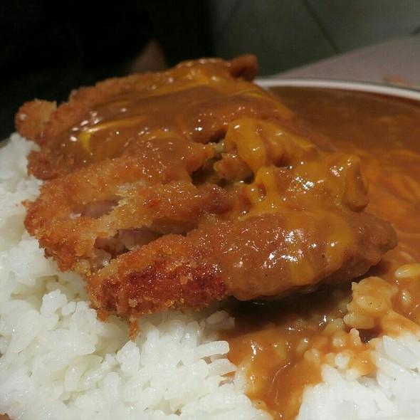 Chicken Katsu Curry @ Curry House Coco Ichibanya
