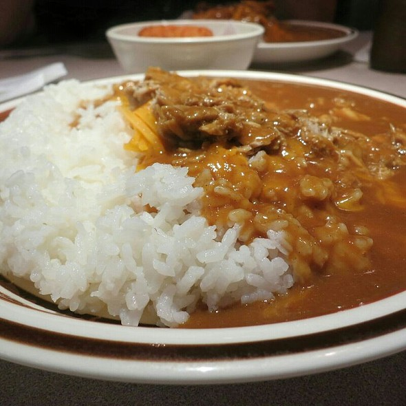 Stewed Chicken Curry @ Curry House Coco Ichibanya