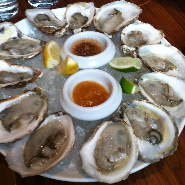 Oysters - ELEVEN, Pittsburgh, PA