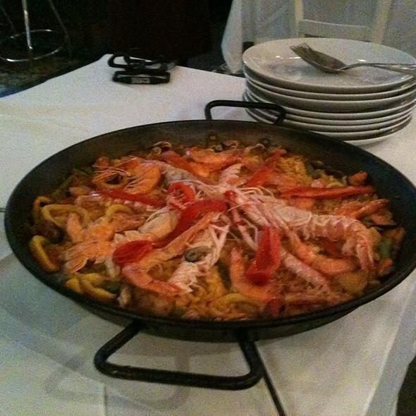 Paella @ La Tasca