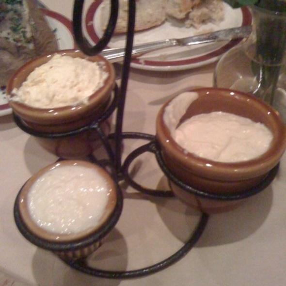 Horseradish Sauce @ House of Prime Rib