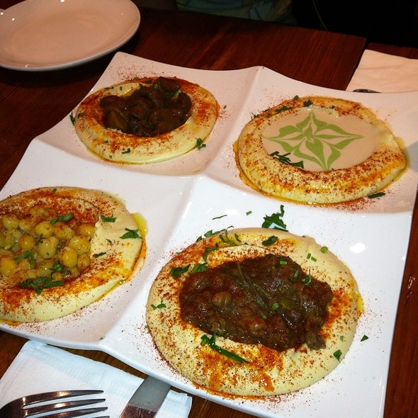 Hummus Kitchen Upper Eastside Menu - New York, NY - Foodspotting