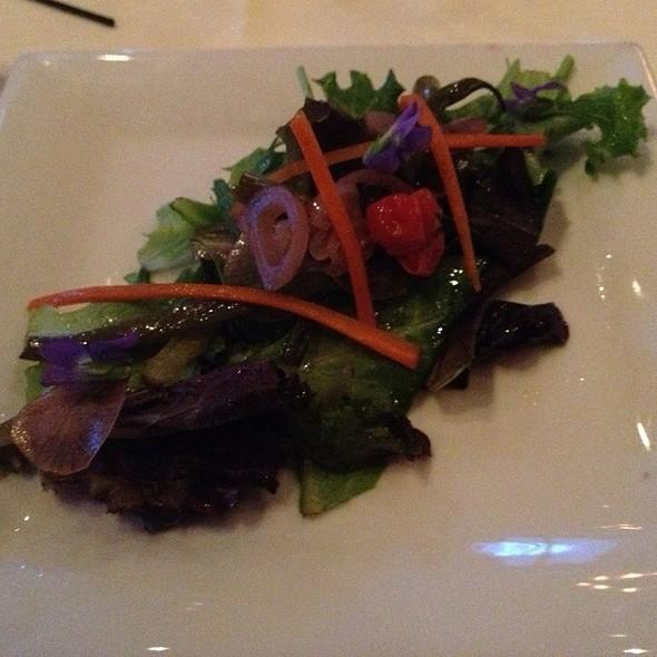 Pickled Salads @ Niche Restaurant