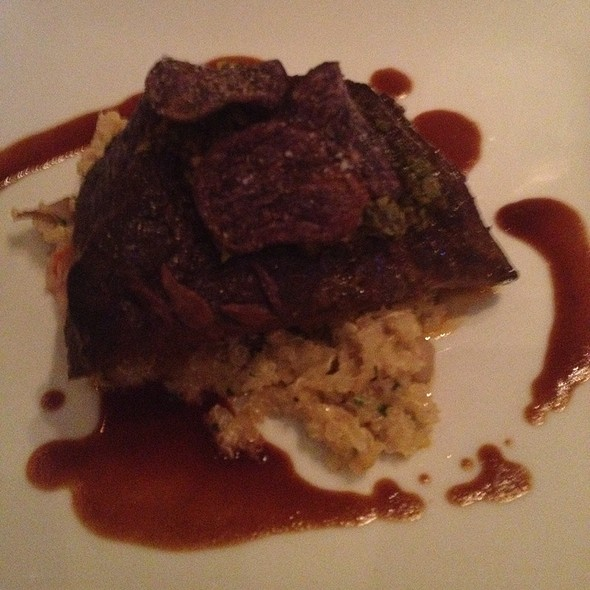 Spare Ribs With Cous Cous @ Niche Restaurant