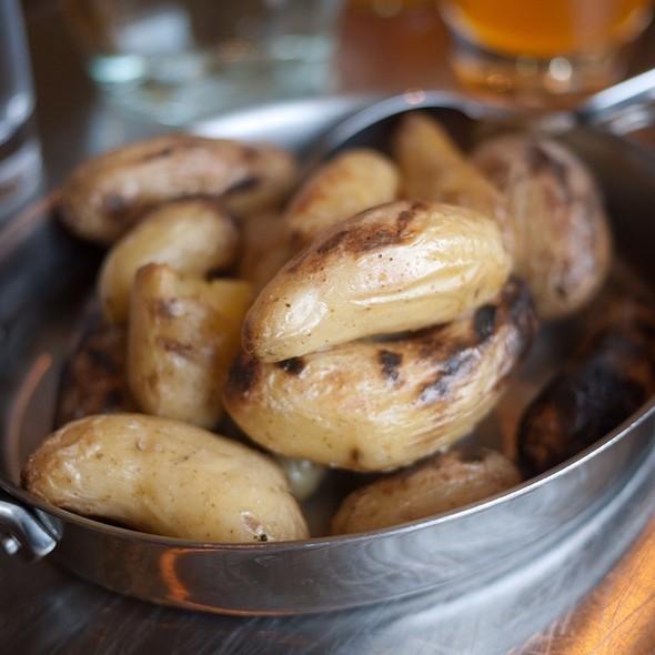 Fingerling Potatoes @ Ad Hoc