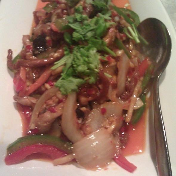 Sichuan Special Pork @ Tibet Restaurant, Amsterdam