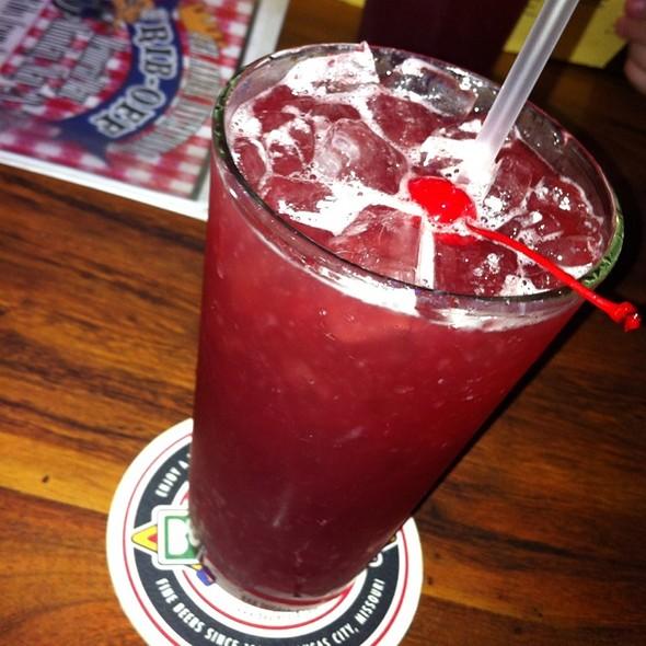 Cherry Lime Fizz @ Iron Barley Eating Estblshmnt