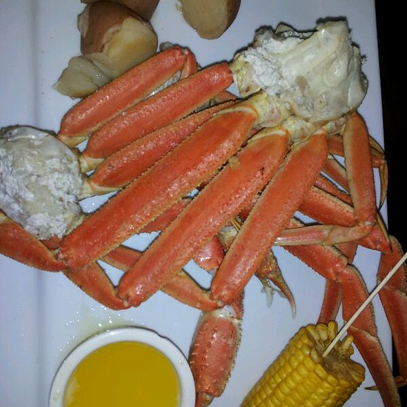 Snow Crab Legs @ Terrace 390