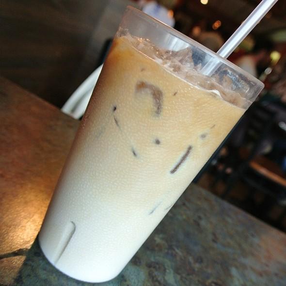 Iced Latte @ Sabrina's Cafe