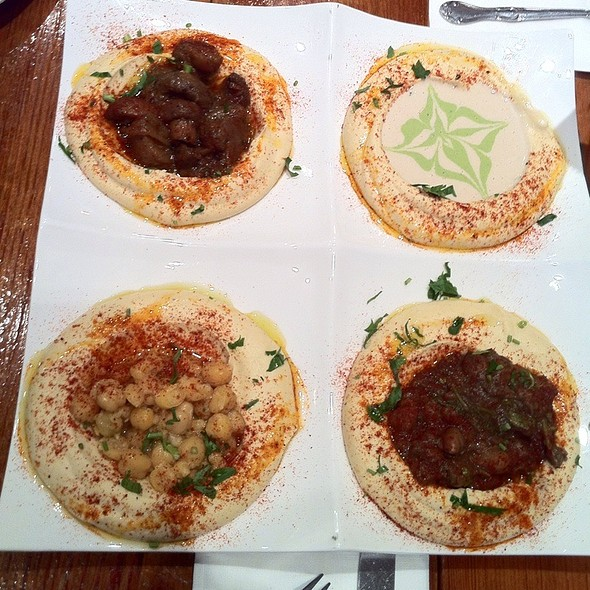 The Hummus Kitchen @ Hummus Kitchen Upper Eastside