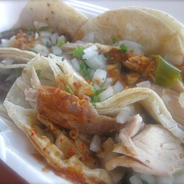 street tacos @ La Rancherita Tortilleria Y Delicatessen