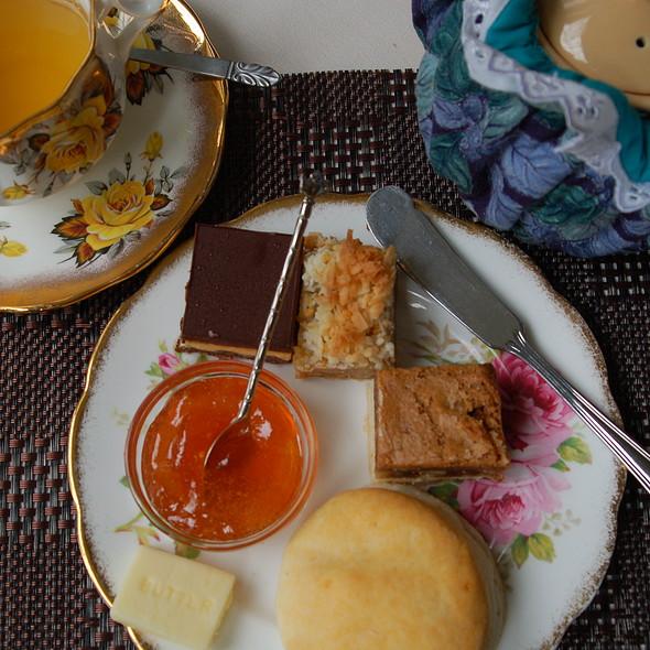 Afternoon Tea Set @ Milner Garden