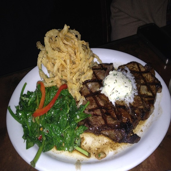 Ribeye Steak @ Farmer Brown