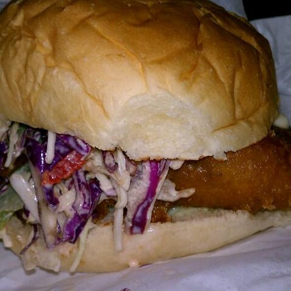Oishii Burger @ Yume Burger