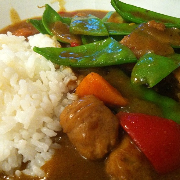 Pork Sausage Curry @ Stuff