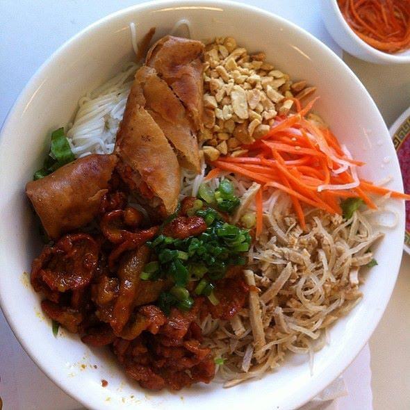 Bun Special @ Pho Thanh