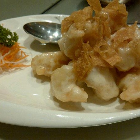 Prawn Mayonnaise @ The Duck King