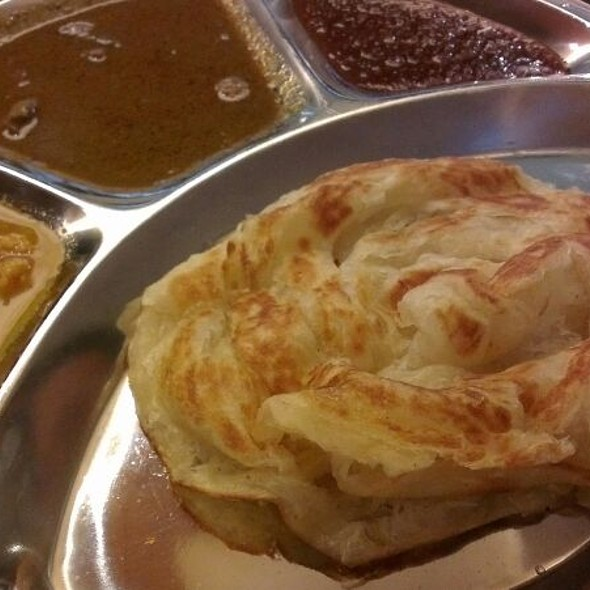 Roti Canai @ Papparich Doncaster