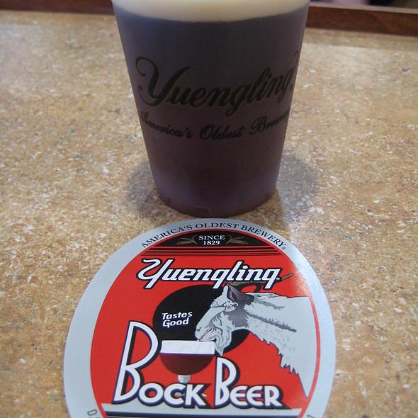 Yuengling Bock Beer @ Yeungling Brewery