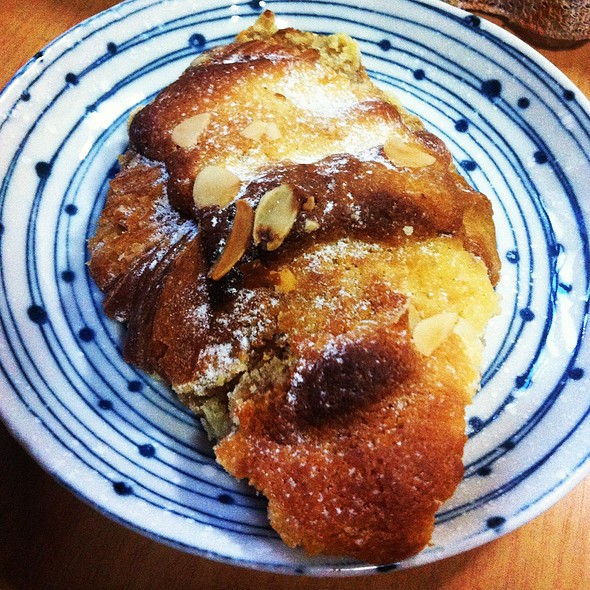Almond croissant @ Maison Kayser (Scotts Square)