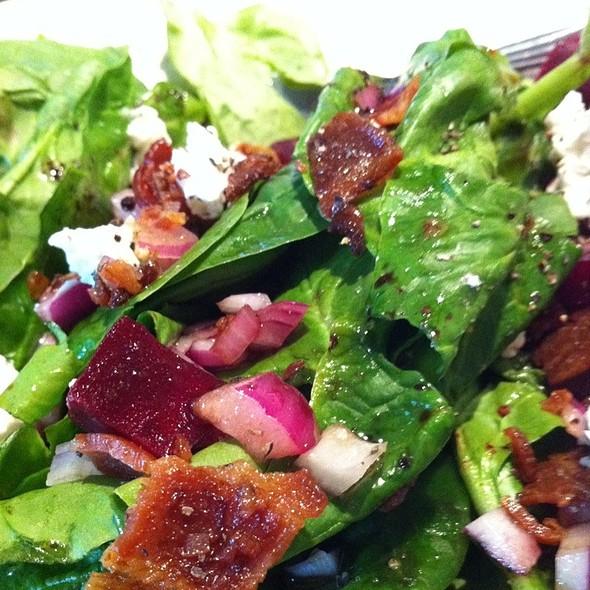 Spinach Salad @ Open Door Cafe