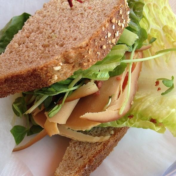 Soy Veggie Sandwich