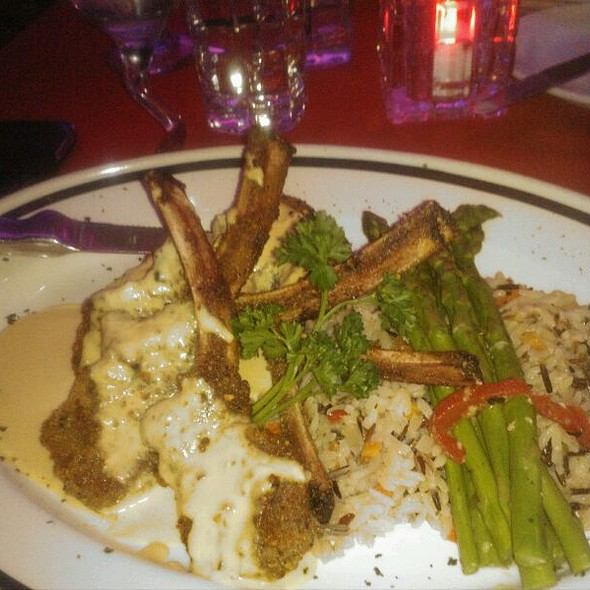 Lamb Chops - Bobby's Restaurant and Lounge, Scottsdale, AZ