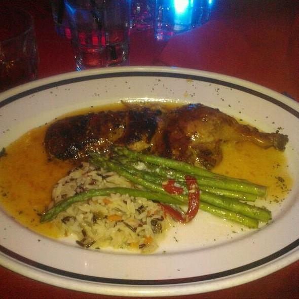 Roasted Duck - Bobby's Restaurant and Lounge, Scottsdale, AZ