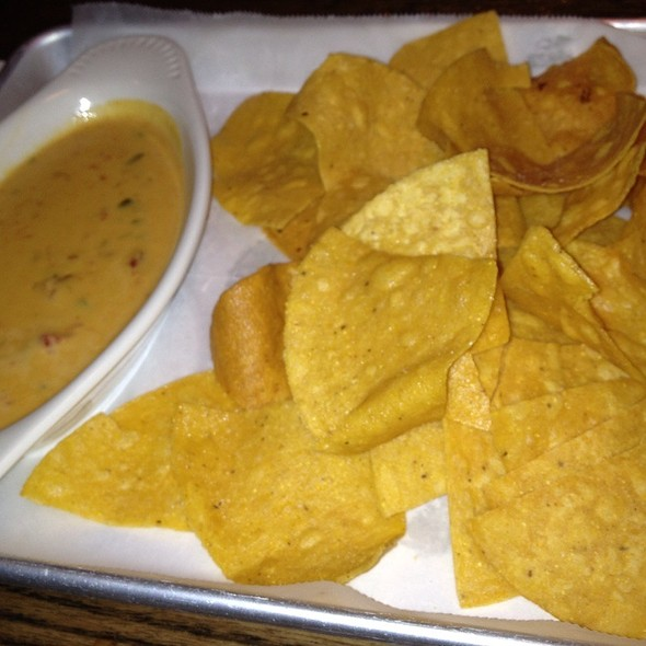 Queso And Chips @ Double Wide Bar & Southern Kitchen