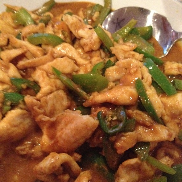 Chicken Curry @ Tai Pei 101