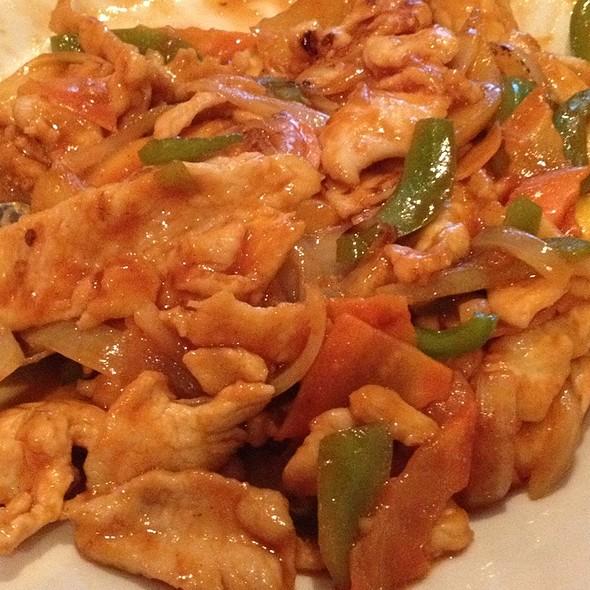 Mango Chicken @ Tai Pei 101