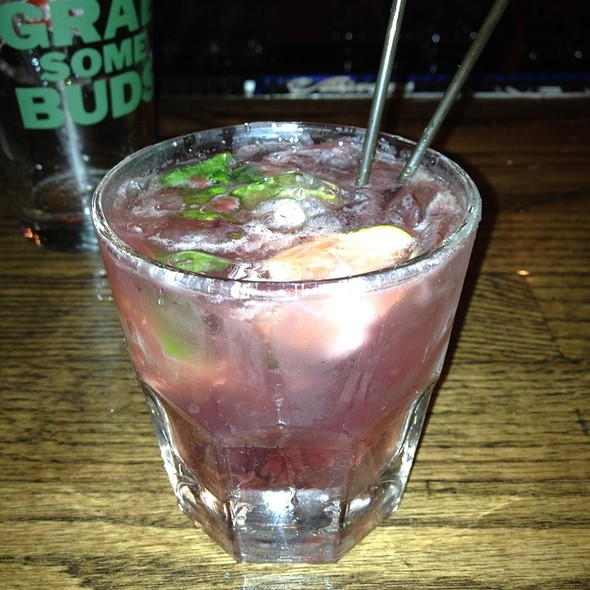 Dark and Stormy @ Double Wide Bar & Southern Kitchen