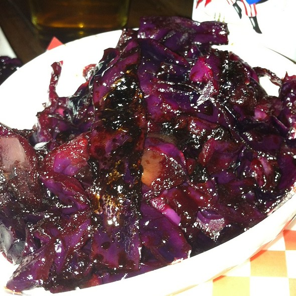 Red Cabbage @ Hrvati Bar