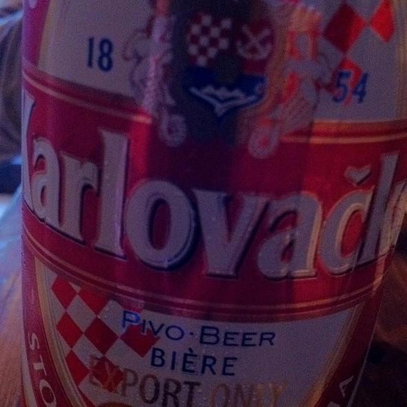 Karlivacks @ Hrvati Bar