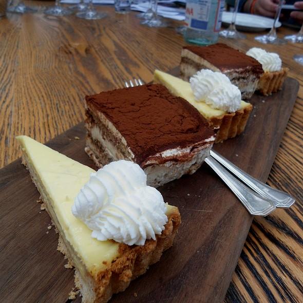 Dessert @ Cecconi's