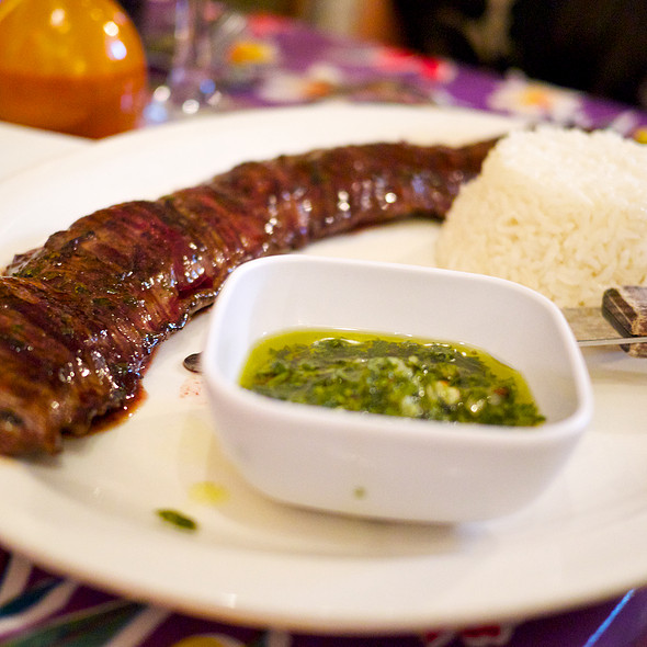 Churrasco Con Chimichurri @ Zafra