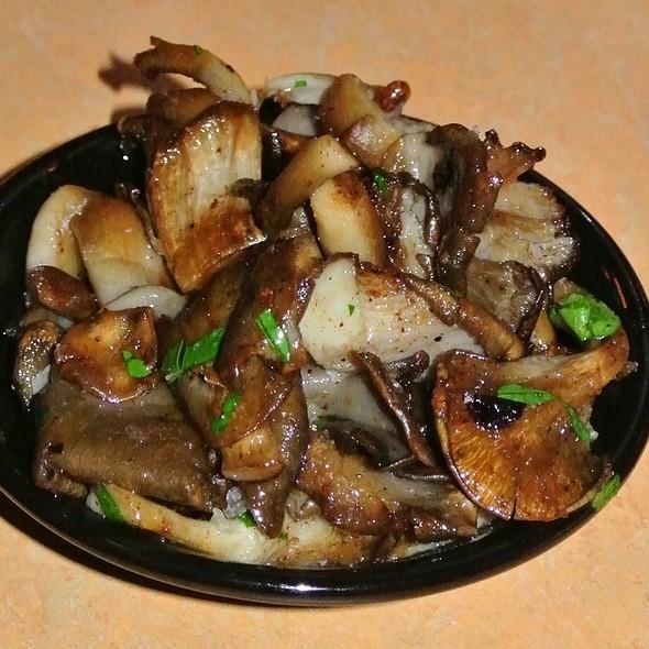 Oyster Mushroom Trifolati - Alla Spina, Philadelphia, PA