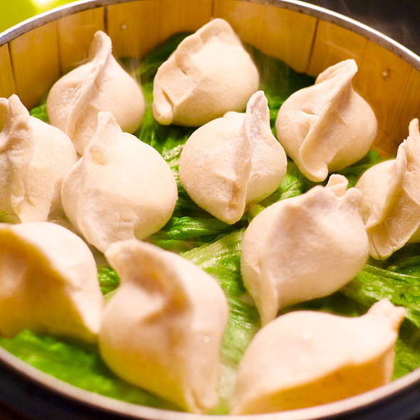 Pork And Leek Dumplings