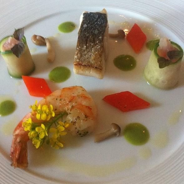 Sea bass @ Stichting Administratiekantoor Mario