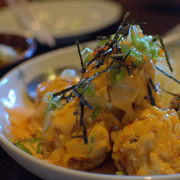Takoyaki @ Ramen Taro