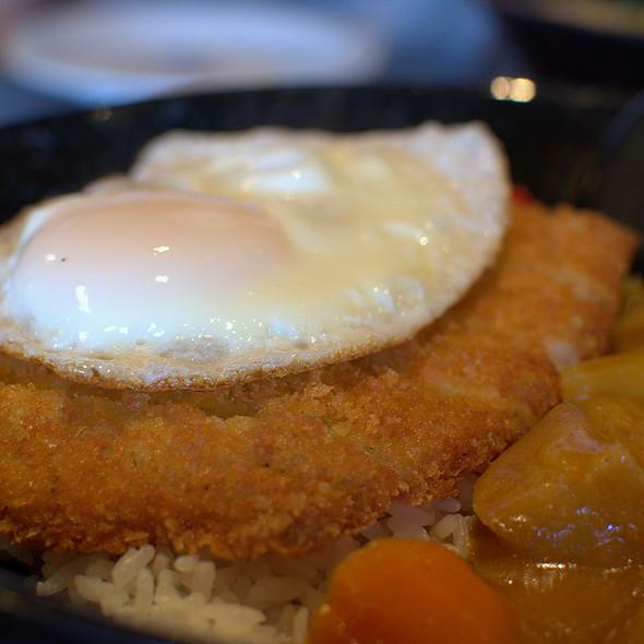 Pork Katsu @ Ramen Taro