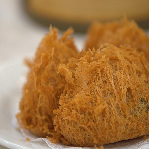 Taro Puff @ ABC Seafood Restaurant