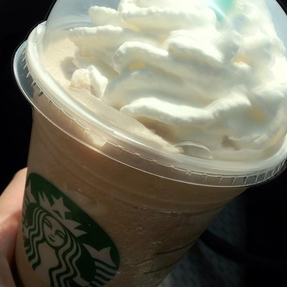 Coffee Frappuccino @ Starbucks