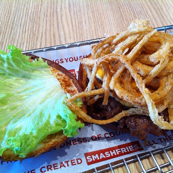 Windy City Burger @ Smashburger