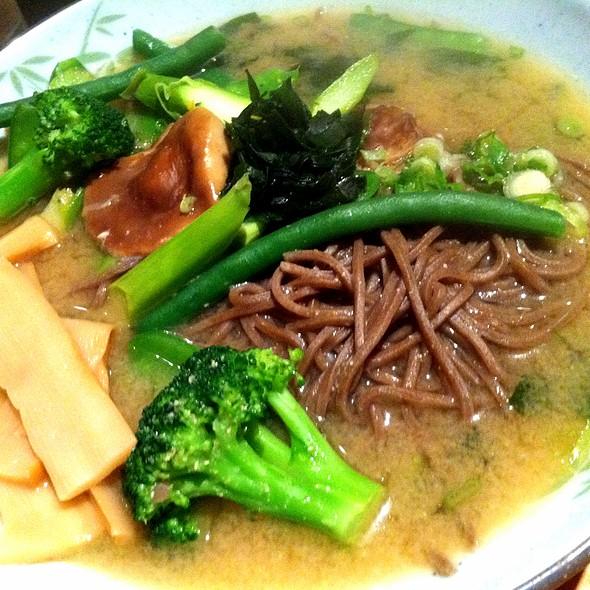 Yasai Soba - FuGaKyu Japanese Cuisine, Brookline, MA