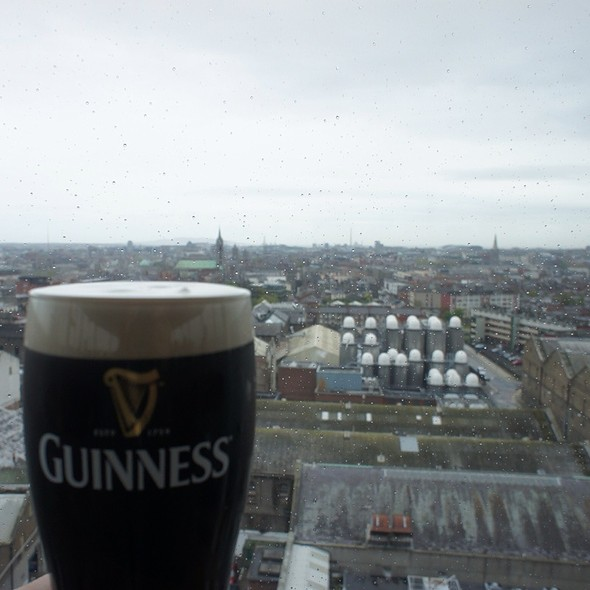 Guinness @ The Guinness Storehouse